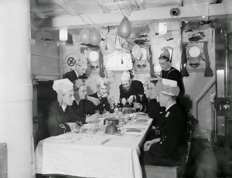 Christmas in the Royal Navy during the Second World War (2)