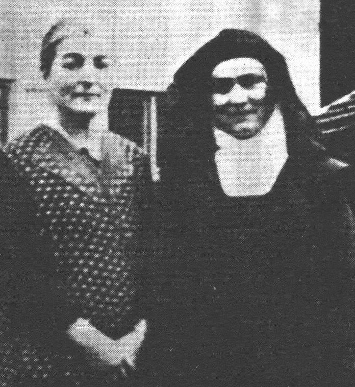 Rosa & Edith (Sr. Teresia Benedicta) Stein #2