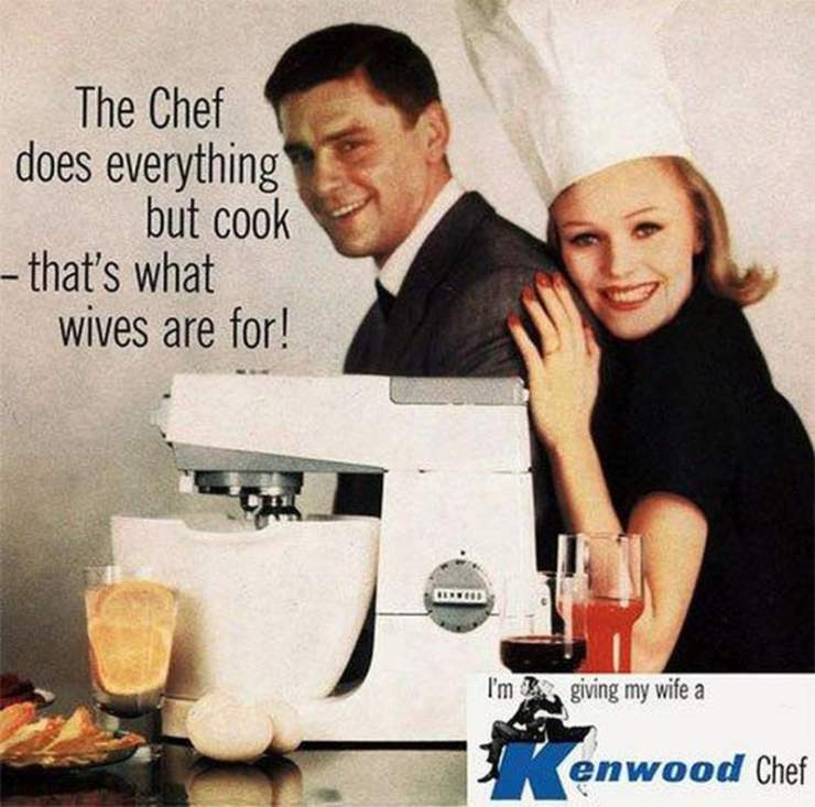 The chef does everything