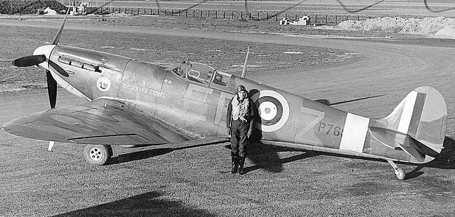 Spitfire_IIA_P7666