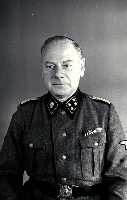 KZ Mauthausen, Ewald Krebsbach