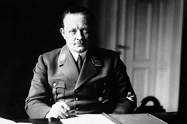 WWII Ukraine Erich Koch