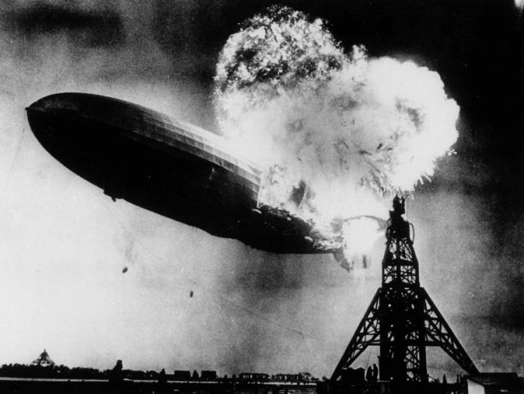 hindenburg-crash