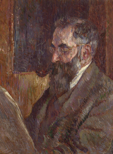 Manson-Lucien-Pissaro-Reading