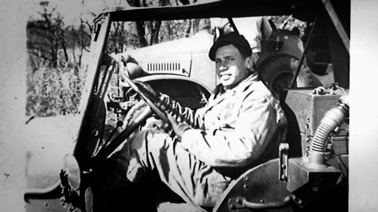 Mel Brooks Jeep