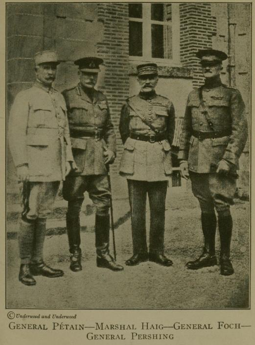 Foch_Pershing_Petain_and_Haig