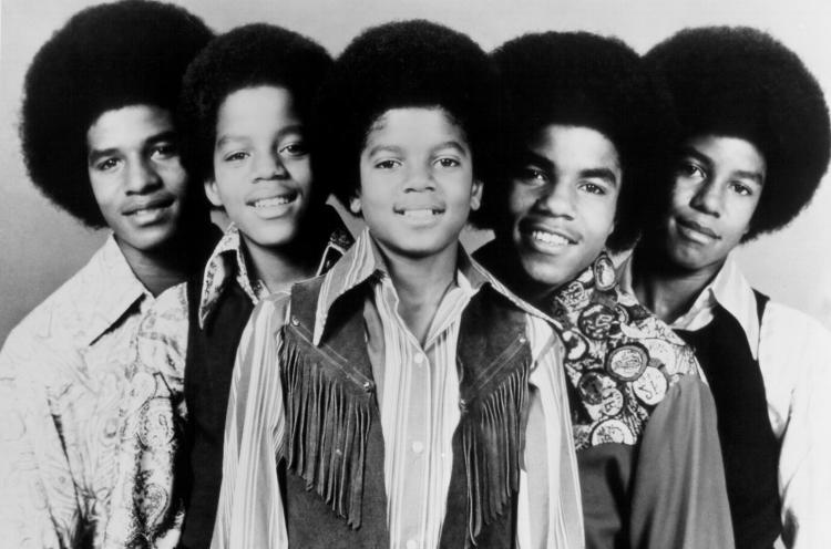"'60s R&B Quintet ""Jackson 5"""