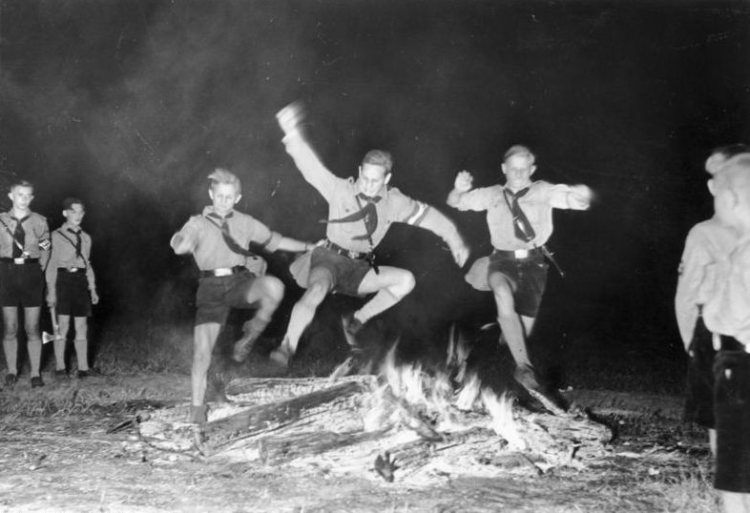jumping-over-fire