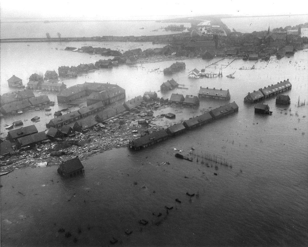 Watersnoodramp_1953