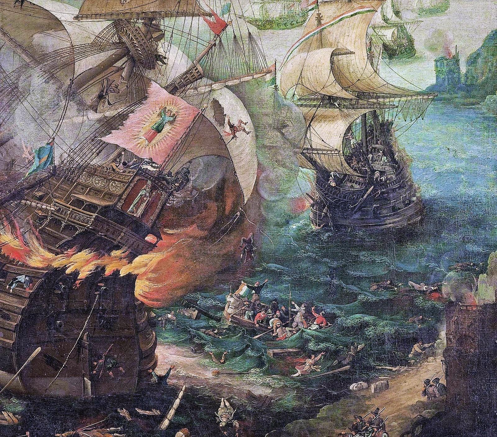 1Battle of Gibraltar