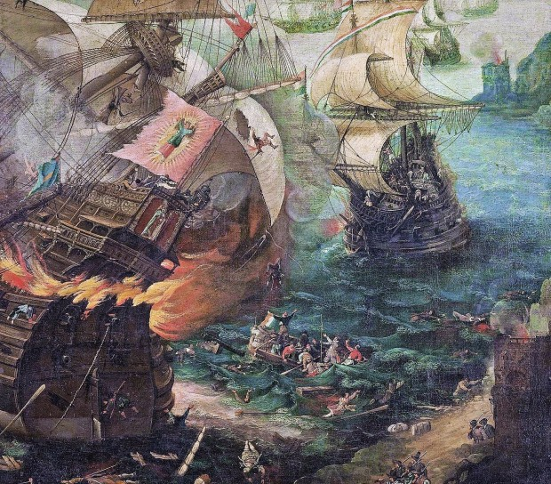 1Battle of Gibraltar