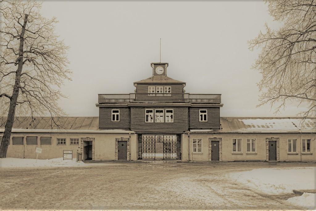 Buchenwald concentration camp.