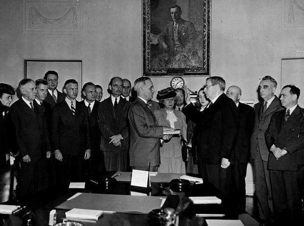 Harry-S-Truman-Oath