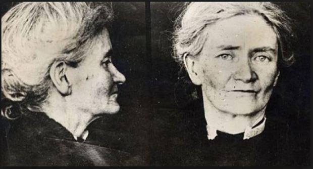 Mugshot Violet Gibson