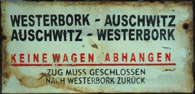 Treinbord_Westerbork-Auschwitz_Auschwitz_State_Museum
