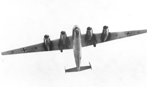 Schwerer Bomber Messerschmitt Me 264 V1