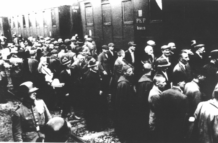 First_transport_to_Auschwitz_(Tarnów_-_14th_June_1940)