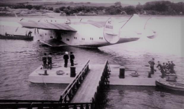Foynes-Flying-Boat