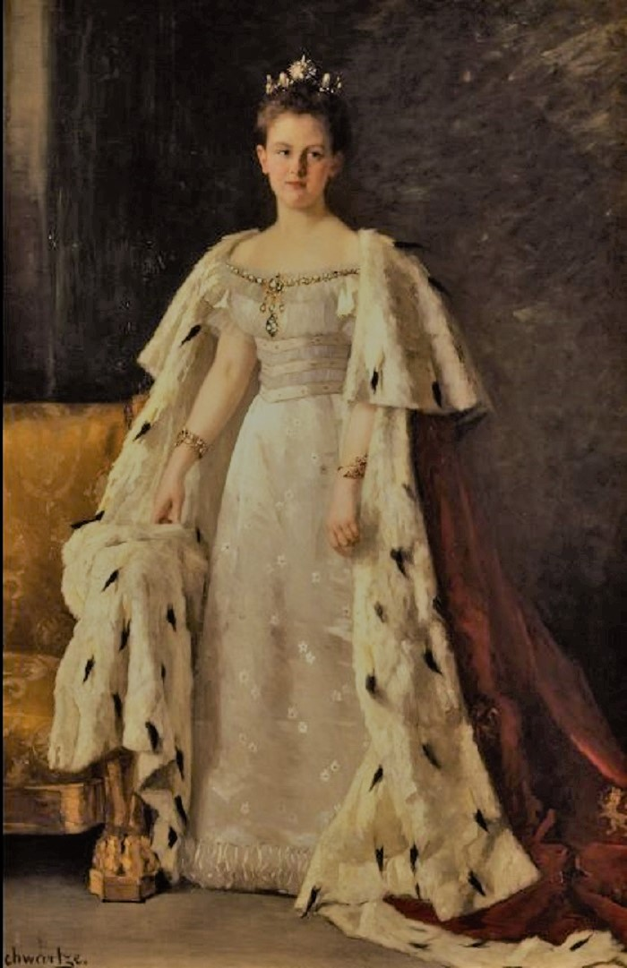 Wilhelmina queen