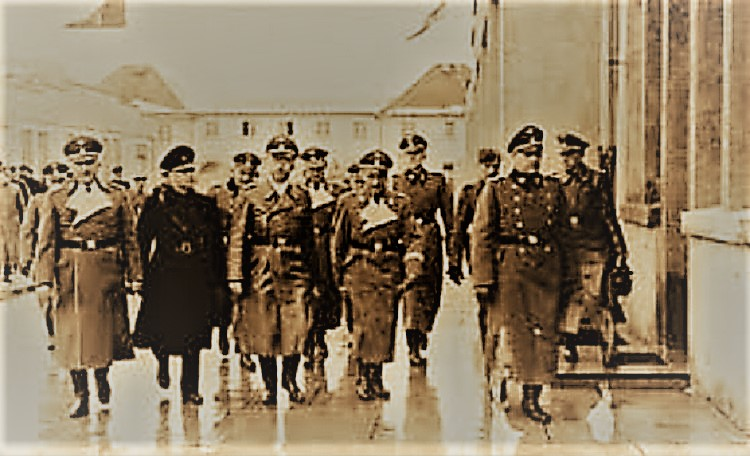Dachau visit