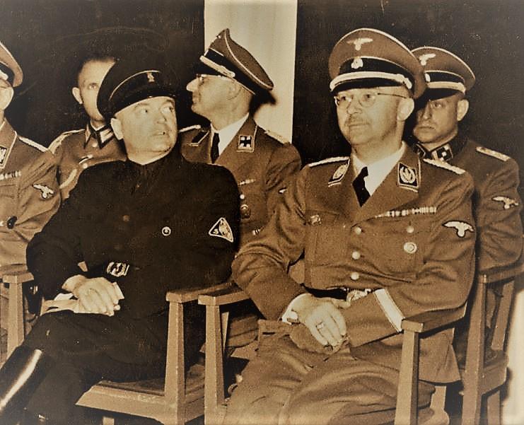 Mussert and Himmler