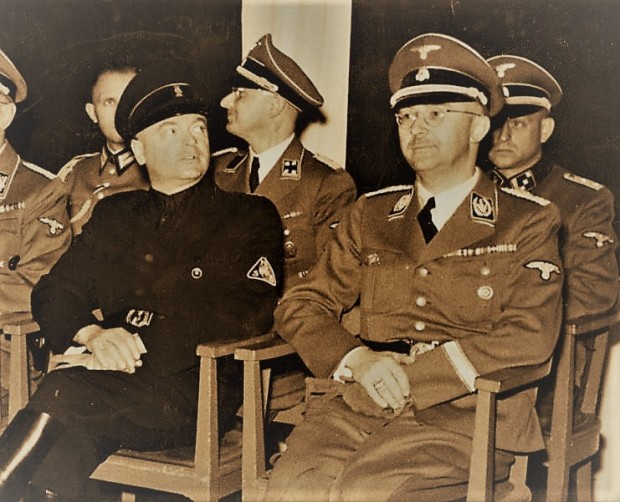 Mussert and Himmler