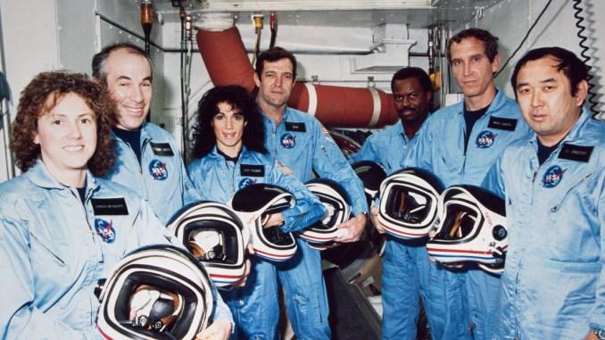 Challenger-crew