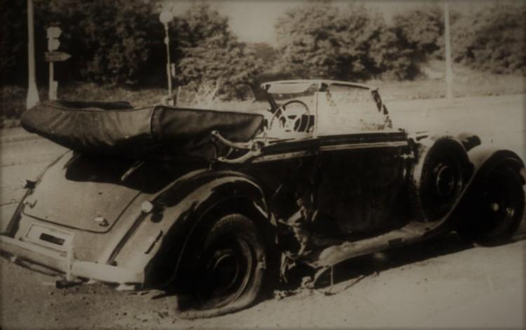 heydricj car