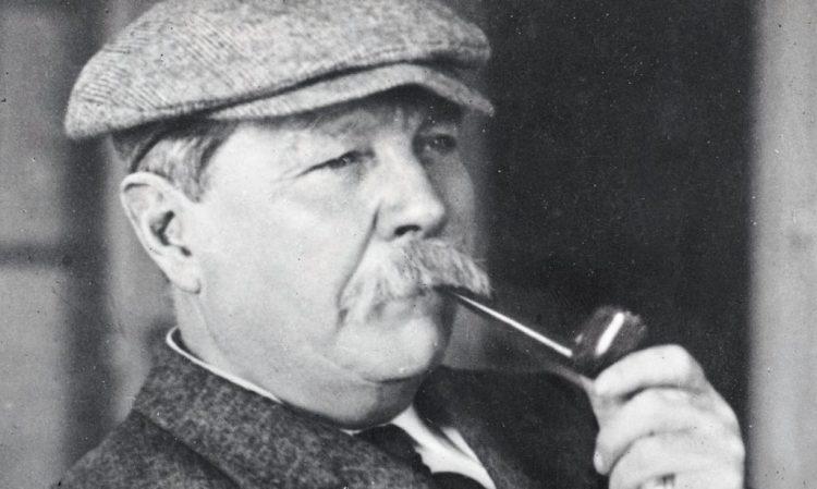 1Arthur Conan Doyle,