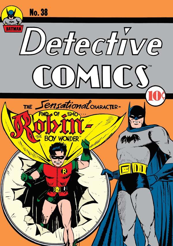 boy wonder and th batman