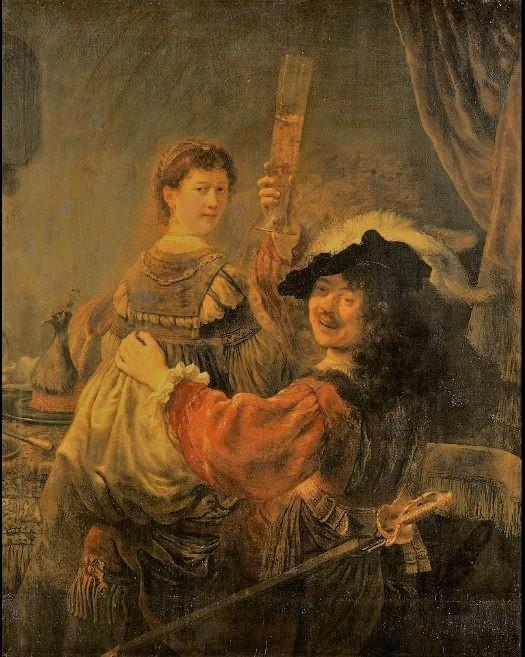 Rembrandt en Saskia.JPG