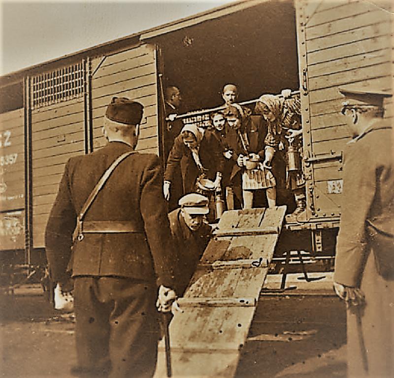 slovak train
