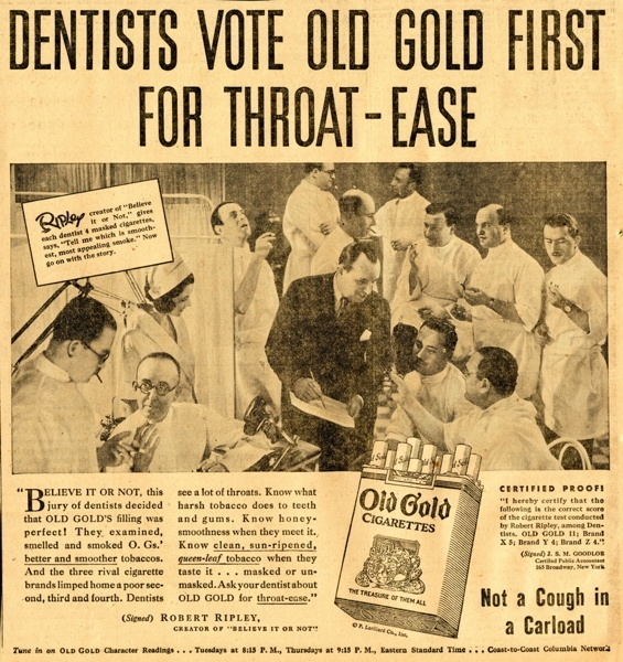 dentists-old-gold