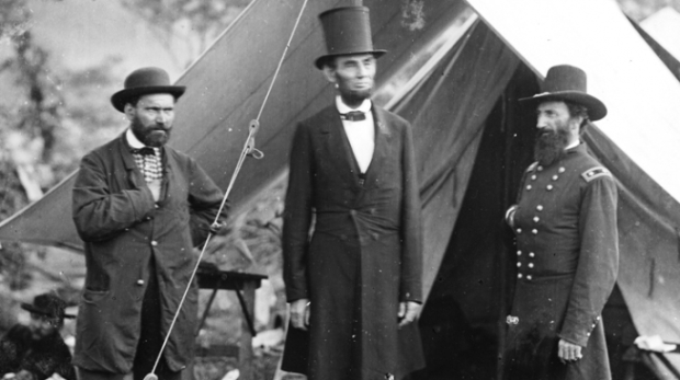 Pinkerton and Lincoln