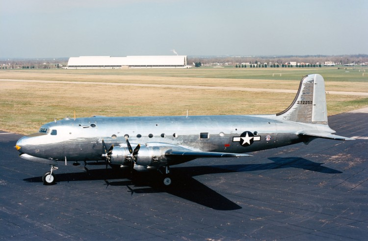 Douglas_VC-54C_Sacred_Cow_at_USAF_Museum.jpg