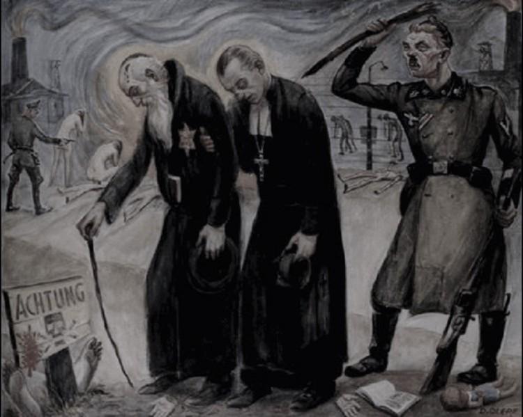 priest and rabbi