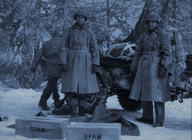 SPAM WWII