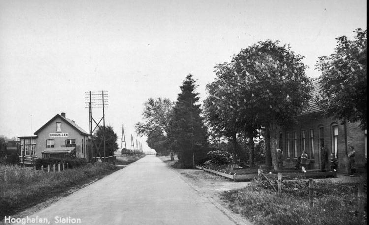 Hooghalen