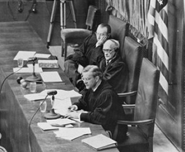 Krupp_Case_Judges