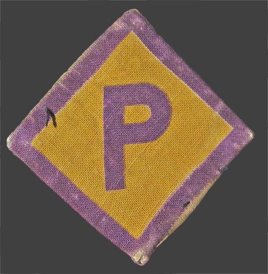 Polenabzeichen