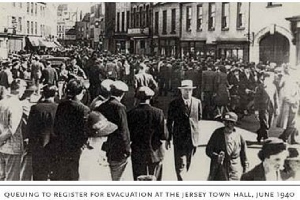 Queuing for evacuation